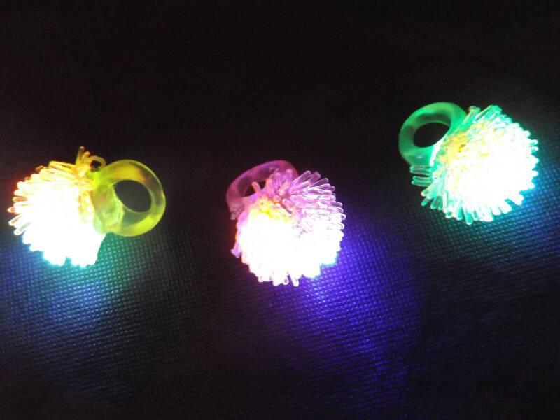 Glow Ring Toy