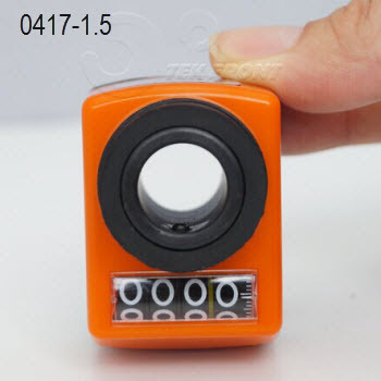 1 PCS Free Shipping 04Line 0417 Position Indicator Counter