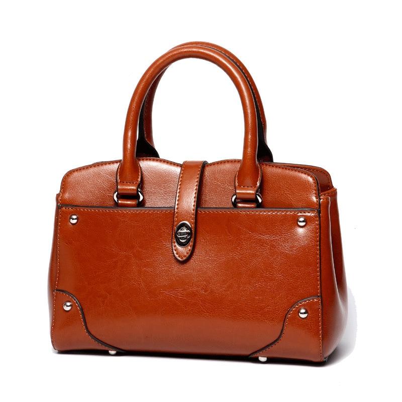 2018 Cowhide Genuine Leather Designer Inspired Handbags Woman Bucket Shoulder Bag Female Crossbody Bags For Women2018 Cowhide Genuine Leather Designer Inspired Handbags Woman Bucket Shoulder Bag Female Crossbody Bags For Women