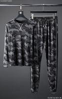 Новинка 2018 Высокое качество модные Для мужчин наборы для подиума летние человек Роскошные брендовые Мужская одежда A0933