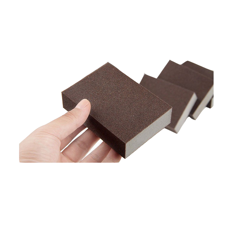 20 pcs/lot 100*70*25mm High Density Nano Emery Magic Melamine Sponge For Cleaning Homeware Kitchen Sponge Removing Rust Rub