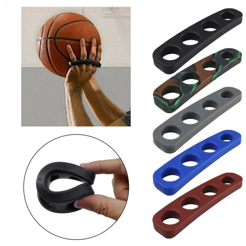 Silicone Shot Lock Basketball Ball Shooting Trainer Training Accessories Kids