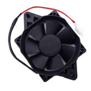 Image 2 - Xljoy電動atvラジエーター冷却ファン用中国200ccの250ccクラスatvゴーカートバギー4ウィーラーモトクロスオートバイ