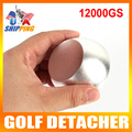US Stock To USA Golf Detacher Security Tag Remover Magnetic Force 12000GS The Hard Detacher EAS System