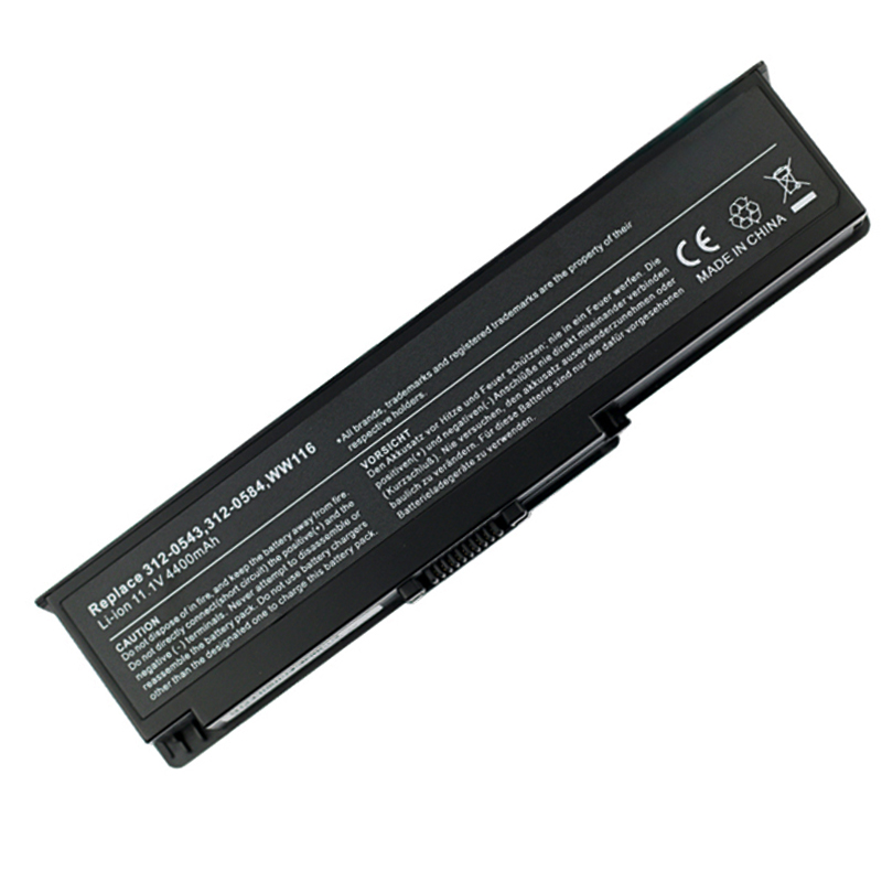 Laptop <font><b>Battery</b></font> WW116 312-0543 312-0584 451-10516 FT080 FT092 KX117 NR433 For <font><b>Dell</b></font> <font><b>Inspiron</b></font> <font><b>1420</b></font> Vostro 1400 312-0584 312-0543 image