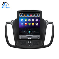 4G Lte 32G ROM Vertical screen android system multimedia video radio player for ford kuga 2013 2016 years navigation stereo
