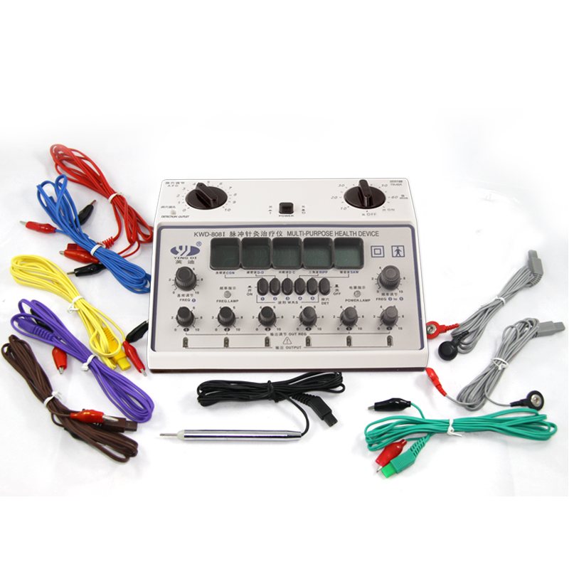 Yingdi Brand Multi-Purpose Health Device KWD808-I Acupuncture Stimulator 6 Channels Output концентрат health