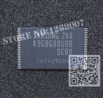 SAMSUNG MLC FLASH K9GBG08U0B SCB0 32G bit B die (With Datasheet)-in Electronics Stocks from