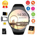 FROMPRO KW18 Bluetooth smart watch full screen Support SIM TF Card Smartwatch Phone Heart Rate for ios android phone