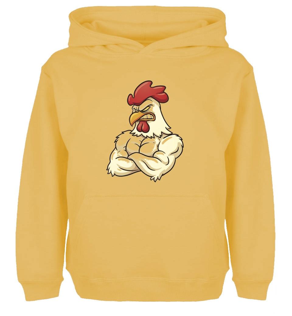 US $20 99 OFF Lucu Lucu Kartun Halaman Pertanian Ayam Marah Desain Kualitas Tinggi Hoo Pria Wanita Katun Musim Dingin Kaus Designer