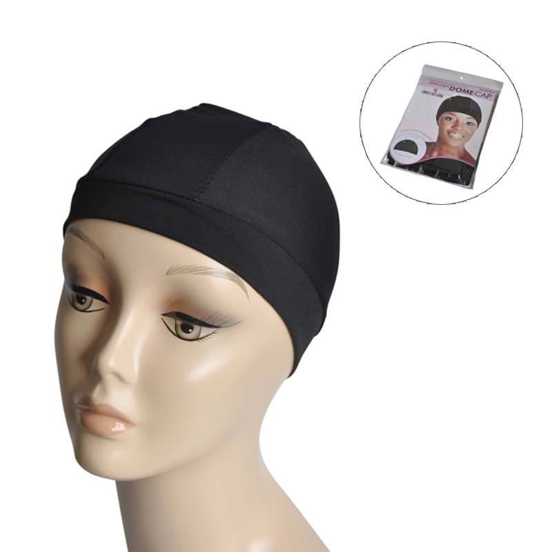 5pcs/lot Black Spandex Dome Caps For Making Wig Snood Nylon Strech Caps High&Tight Band Full Size For The Perfect Fit Wig Cap adidas performance women s perfect tight capri black size small