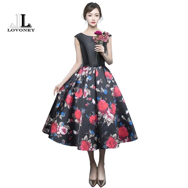LOVONEY M237 A Line Satin Appliques Plus Size Short Prom Dresses ...