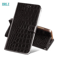 Magnetic Genuine Leather Cushion Flip Cover Case For LG L22 L24 F240L F240K F350S AKA X mach X5 Q8