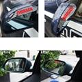 Автомобиля Зеркала Дождь Совета Щит Автомобиль Брови Дождевик Для Dodge JCUV Caliber Зарядное Dart RAM Снег Охранник Щит Козырек От Солнца