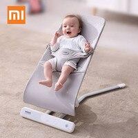 Xiaomi Original Multifunctional Baby Sleeping Basket Salincak Newborn Baby Swing Bouncer Rocking Chair Automatic Cradle Bebek