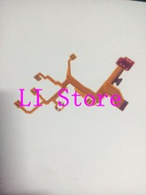 10pcs FREE SHIPPING Lens Main Flex Cable For SONY DSC-W110 W110 Digital Camera Repair Part