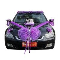 Wedding Arrangement Car Simulation Flower Wedding Centerpieces Party Cute Bear Decoracion Defiestasy Eventos Supply