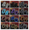12 Multi Color for Choice Charming Pendants 5pcs/lot Natural Gem Stone Agate Druzy Pendant Geode Druzy Jewelry Pendant YRF013