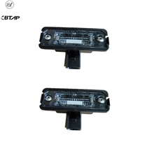 BTAP New License Plate Light For VW Beetle 1C Phaeton 02-05 Polo 9N Golf MK4 6QD943021A 1J6943021B 1J6 943 021 B 6QD 943 021 A oil cooler for vw bora passat b5 1 8t 1 9tdi beetle golf mk4 mk5 jetta mk4 a4 tt 028 117 021 b 028 117 021 l 028 117 021 k
