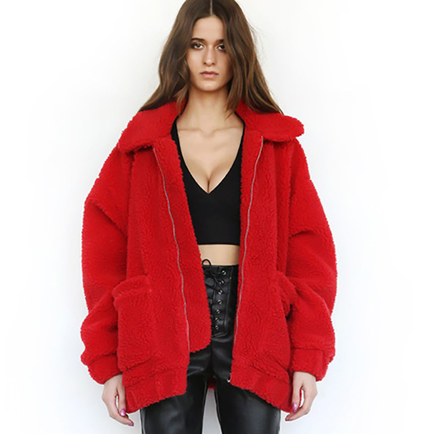 Jackets   Women Winter   Basic     Jackets   Open Stitch Bomber   Jackets   Chaquetas Mujer Fashion Jaqueta Feminina Coat Women Ceket Clothes