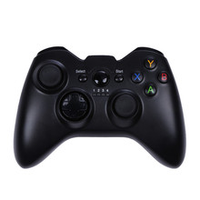 2.4GHz Wireless Bluetooth Andriod Game Controller Joypad with Phone bracket Controller Joystick Gaming pad for PS3/360 XINPUT