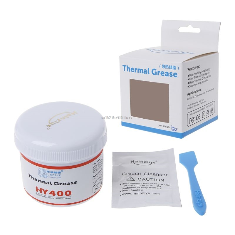Thermal Grease <font><b>HY</b></font>-<font><b>510</b></font> Compound Paste Heat Sink Conductive Silicone CPU VGA LED Chipset image