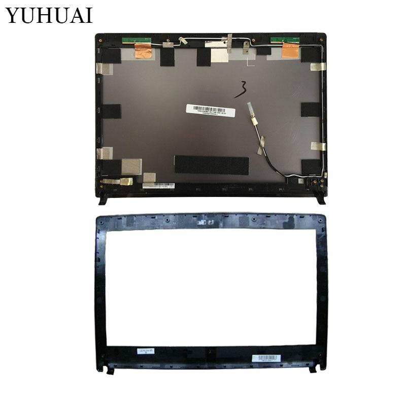 New laptop cover For Asus U30JC U30J U30 U30SD LCD Back Cover LCD front bezel 13GNXZ1AM044