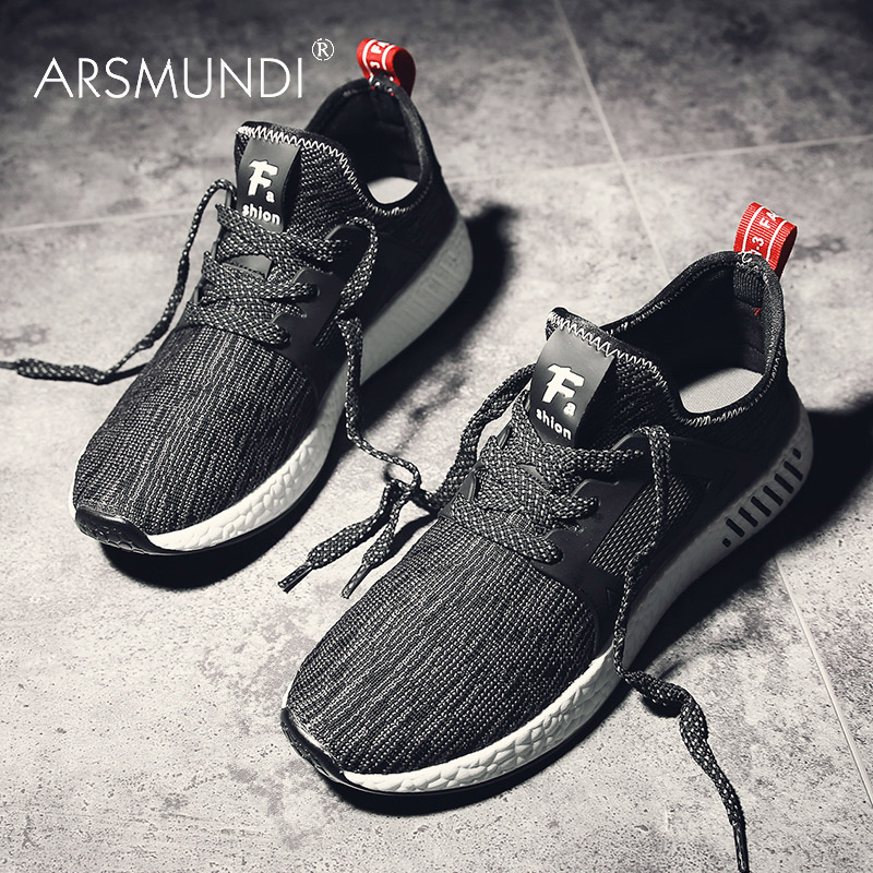 ARSMUNDI Original Herresko Sportssko Mænd Sneaker Breathable - Kondisko - Foto 5