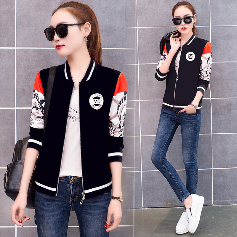 Women's Jackets, Long Sleeves, Leisure Jackets, Short Jackets