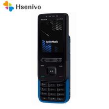 5610 100% Original Nokia 5610 XpressMusic ursprüngliches telefon freigeschaltet quad-band FM Radio GSM Symbian handy Freies verschiffen