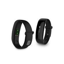 Водонепроницаемый спорта браслет с сердечного ритма Мониторы Приборы для измерения артериального давления кислорода Мониторы smartband для IOS8.0 + и Android4.4 +
