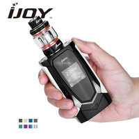 New IJOY Avenger 270 234W Voice Control TC Kit with 3.2ml Avenger Tank Max 234W Output No Battery Electronic Cigarette Vs PD1865