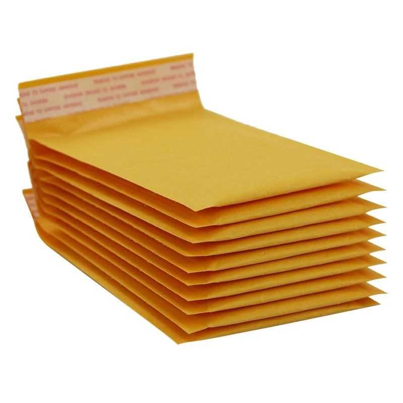 10х пузырь конверты с полимерным покрытием