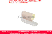 MEDICAL ORGAN NURSING  MEDICAL TRAINING MANIKINS MEDICAL SIMULATION SKIN LOCAL INFILTRATION ANESTHESIA RING MODEL -GASEN-CSM0044