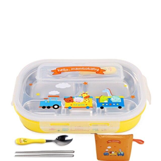 Yellow Spoon and bag Cheap bento boxes 5c6479e2eddf7