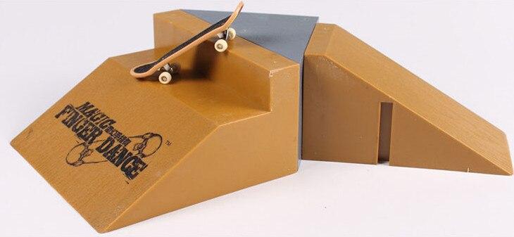 Cheapt! Doigt skateboard jouets combinaison d'accessoires de sports extrêmes doigt planche à roulettes doigt planche à roulettes bmx bricolage pièces rampe
