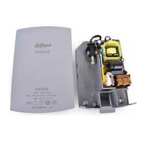 Image 3 - מקורי Dahua אספקת חשמל מתאם DH PFM300 מים/אש הוכחה קלט AC 180260V פלט DC 12V 2A כוח מתג עבור טלוויזיה במעגל סגור מצלמה
