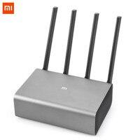 Xiao mi оригинальный mi Smart маршрутизатор Pro/HD 802.11ac 2533 Мбит/с беспроводной Wi Fi с 4 антенны