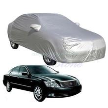 Новый Водонепроницаемый Защита от солнца УФ снег пыли Дождь Устойчив Защита Полное покрытие автомобиля Размеры XL # T518 #
