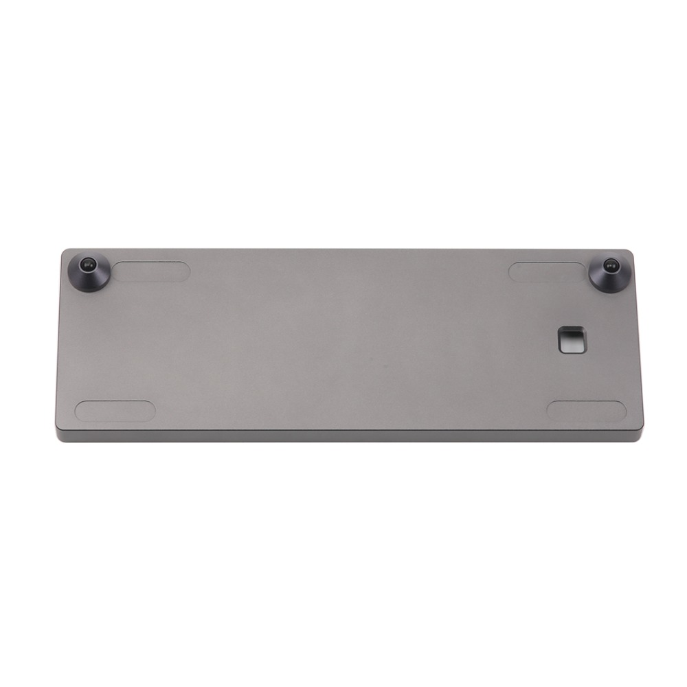 Customized GH60 Full Kit Aluminum Case Shell chanical keyboard For 60% Standard Layout Mechanical Keyboard Like Poker dz60 case