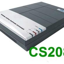 CS208(2Co. Line+ 8 ext.) Телефонная система pabx для малого бизнеса soho