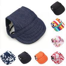 Горячая Распродажа, 8 видов стилей шапка для собак, милая Повседневная Бейсболка для питомцев, чихуахуа, домашний Йоркширский питомец, товары размера плюс, L/XL, Прямая поставка