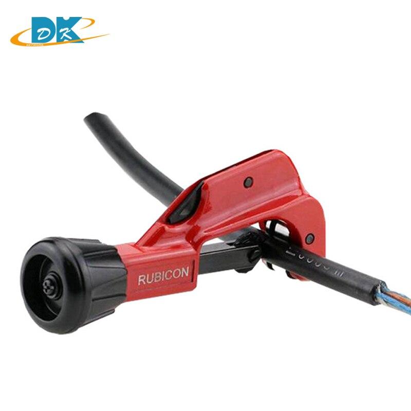 Découpeuse de câble la plus chaude 93-021 coupe-tube/coupe-tube à Fiber optique coupe-tubes robuste 1/8