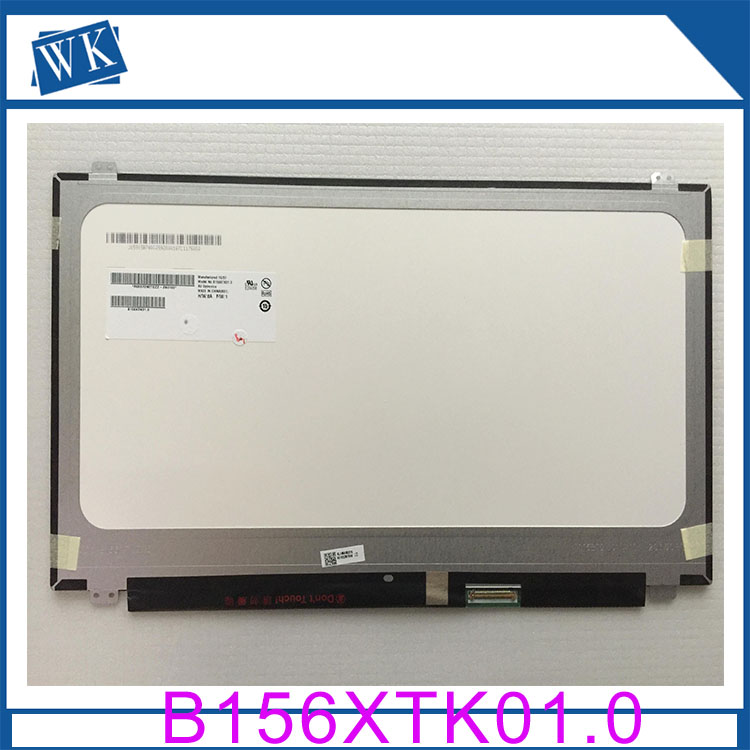15.6 LAPTOP LCD SCREEN Digitizer Panel Touch Display Matrix Replacement 40 pins For Dell Inspiron I5558 B156XTK01.0 1366*768 b156xtt01 1 with touch panel lcd screen matrix for laptop 15 6 touch screen 1366x768 hd 40pin glare