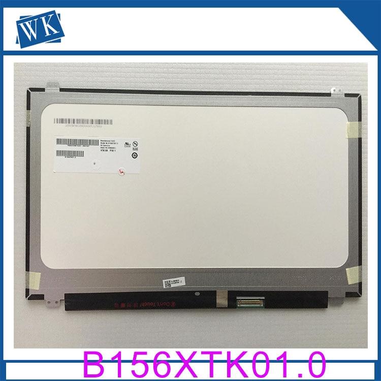 15.6 ORDINATEUR PORTABLE Pour Dell Inspiron I5558 5559 B156XTK01.0 N156BGN-E41 NT156WHM-T00 B156XTK01 LTN156AT40 1366*768