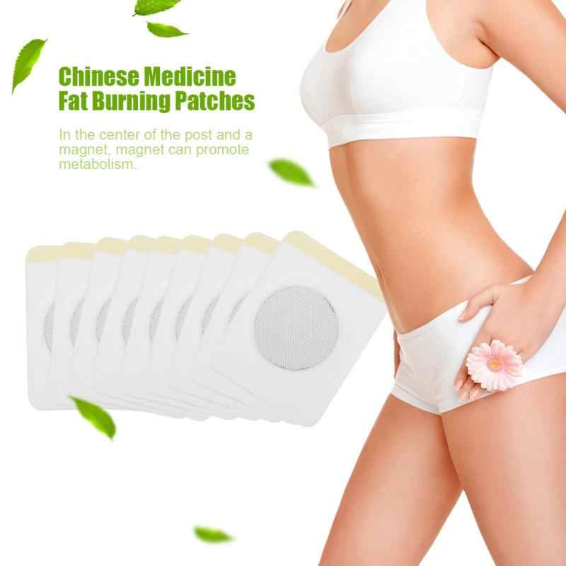 Magnet Navel Sticker Traditional Chinese Medicine Slimming Bolus Fat  Burning Patches Weight Loss Stickers Anti Cellulite