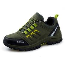 Открытый Спортивная обувь Для мужчин походы обувь кроссовки мужская обувь для трекинга, альпинизма прогулочные, скальные туфли противоскользящая обувь