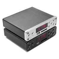 FX Audio M 160E Bluetooth 4.0 Digital Audio Amplifier Input USB/SD/AUX/PC USB Loseless Player For APE/WMA/WAV/FLAC/MP3 160W*2