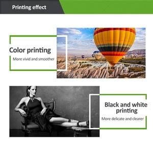 Image 5 - Plavetink 100ml Bottle Dye Ink Refill Kit 4 Color For HP 301 302 304 123 300 121 122 123 140 141 21 22 XL Printer Cartridges