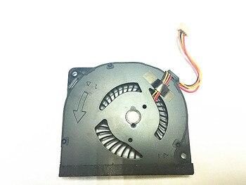 Охлаждающий вентилятор для ноутбука Fujitsu Lifebook S904 Q702 u772 UH75 UH90 T935 CA49600-0510 CP620087 DC 5V 0.5A KDB05105HB-B208